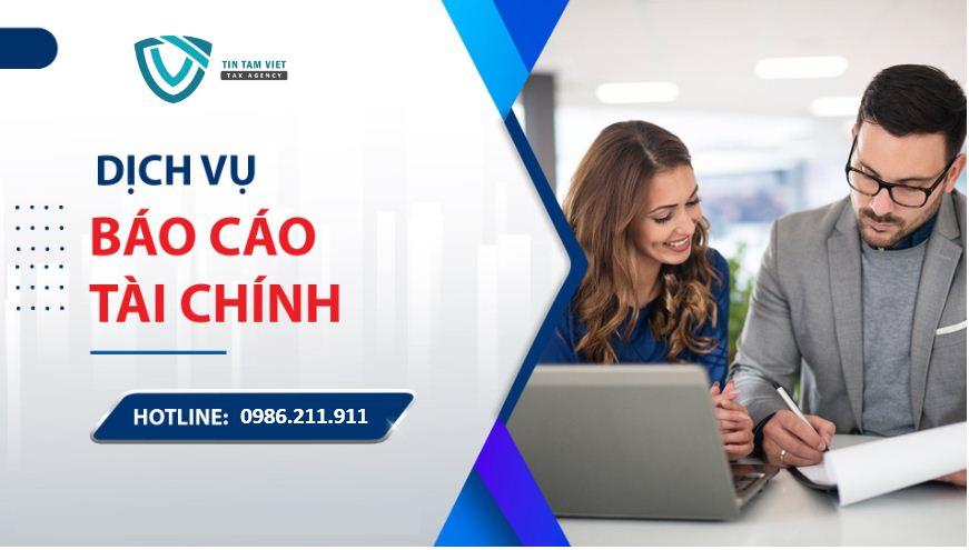 Dịch vụ báo cáo tài chính Tp.HCM