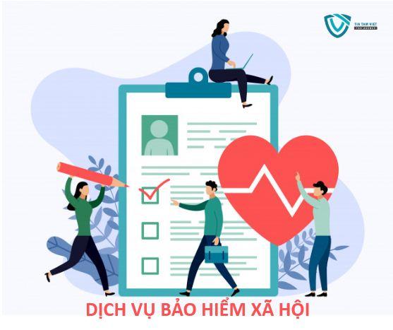 Dịch vụ đăng ký Bảo hiểm xã hội 2