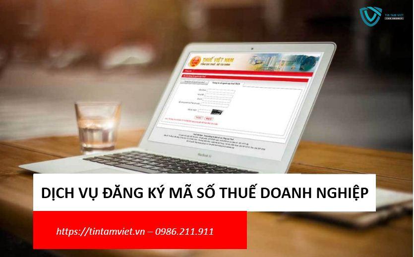 Dịch vụ đăng ký mã số thuế doanh nghiệp 2