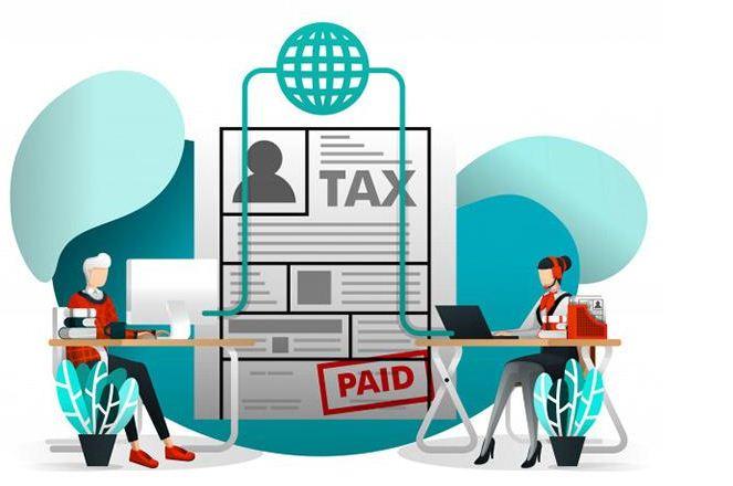 nộp báo cáo thuế điện tử