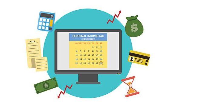 trường hợp tự kê khai thuế thu nhập cá nhân