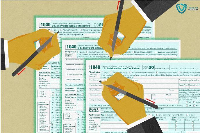 Cách tính thuế thu nhập cá nhân cho người nước ngoài 1