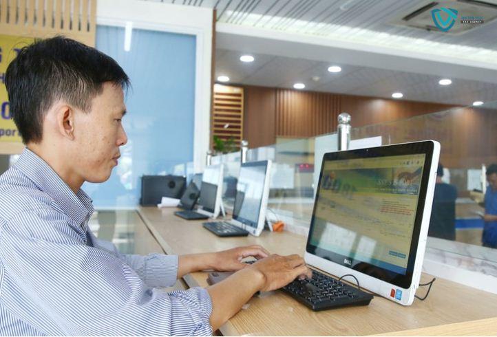 Đăng ký doanh nghiệp qua mạng thông tin điện tử 1