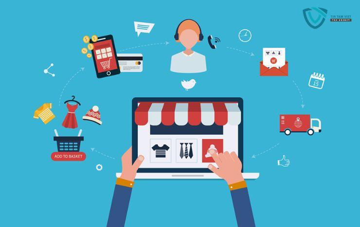 Các loại thuế cần nộp khi kinh doanh online 3