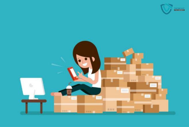 Các loại thuế cần nộp khi kinh doanh online 1