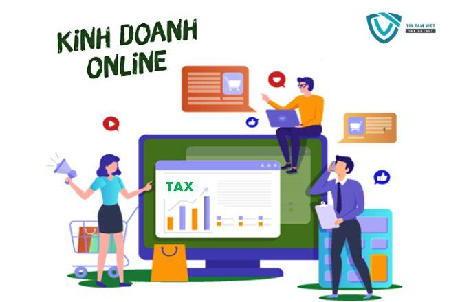 Các loại thuế cần nộp khi kinh doanh online