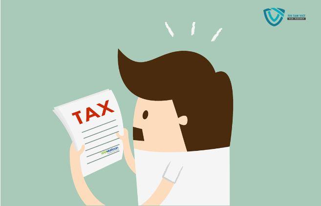 nộp thuế khi mở văn phòng đại diện 2