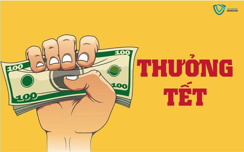 Tiền thưởng Tết có được trừ vào thuế TNDN
