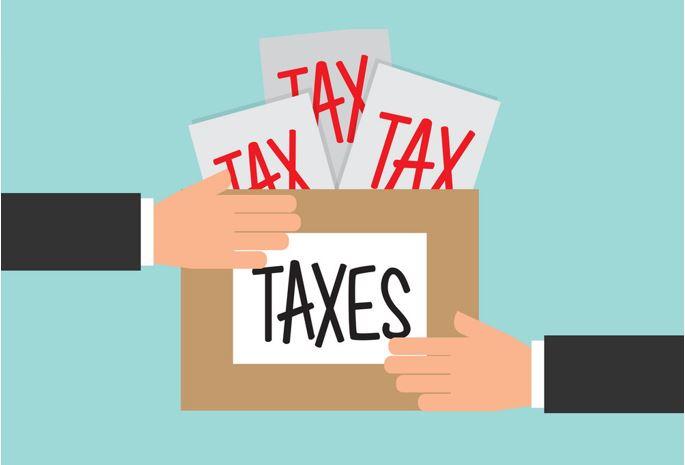 cách tính thuế khi nộp thuế thay cho cá nhân