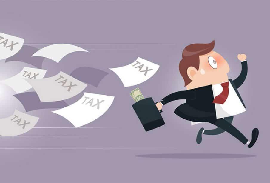 tội trốn thuế theo quy định của Luật hình sự 1