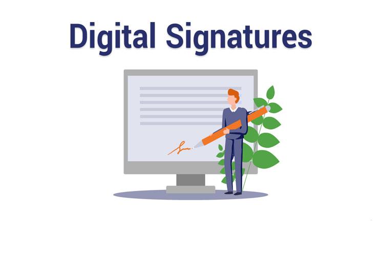 cách đăng ký chữ ký số với cơ quan thuế