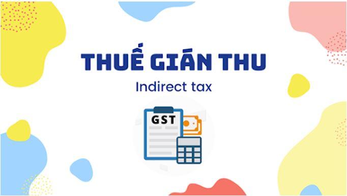 phân biệt thuế gián thu và thuế trực thu
