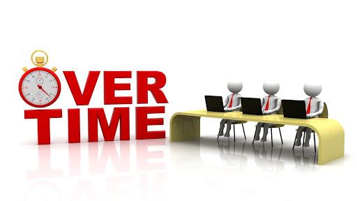 Hướng dẫn cách tính thuế TNCN làm thêm giờ