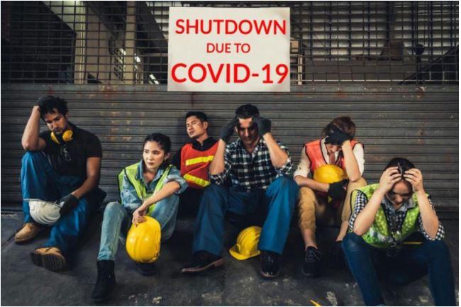 Có được hỗ trợ theo Nghị quyết 116 khi đã nhận trợ cấp thất nghiệp?