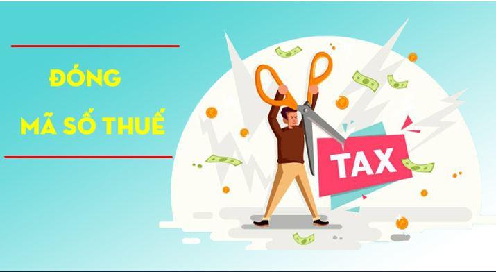 Doanh nghiệp bị đóng mã số thuế