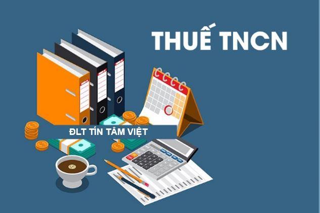 quyết toán thuế TNCN cho người nghỉ việc