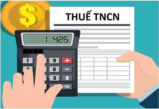 quyết toán thuế TNCN cho người nghỉ việc 1